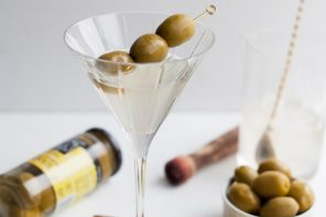 Cocktail Of The Day- The Horseradish Dirty Martini