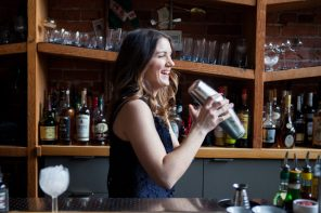 The Bartender's List- Katie Ingram