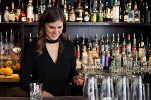 The Bartender's List- Jasmine Radu