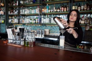 The Bartender's List- KaCee Solis