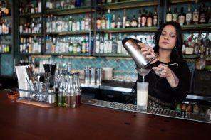 The Bartender's List- KaCee Solis