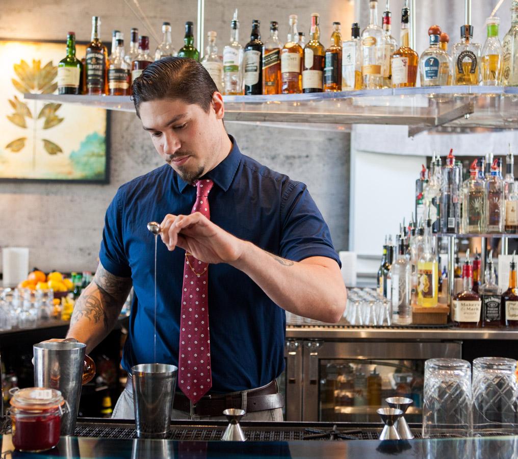 bartending skills