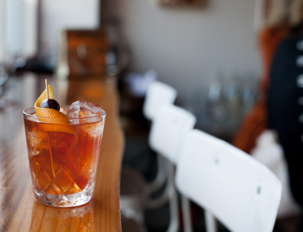 Three Parts- The Old Fashioned | Two for the Bar